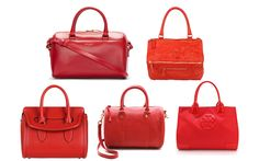 Selective Red Bags: Are You Different?