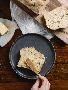How to Make Gluten Free Sandwich Bread. A super easy recipe! - The Effortless Chic