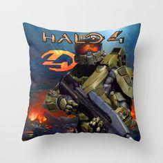 halo 4 throw pillow best design  #halo4 #halo4throwpillow #throwpillow #throwpillowcase #birthdaygift #Christmasgift #homedecoration #bedroomdecoration