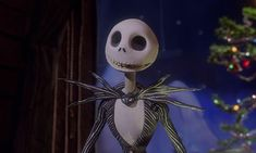 "I got Jack Skellington! Which ""The Nightmare Before Christmas"" Character Are You?"