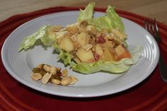 Peanut Butter Apple Salad