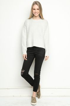 Brandy ♥ Melville | Jinni Sweater - Clothing