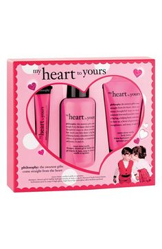 #philosophy 'my heart to yours' set (limited edition) $24 #ValentinesDay