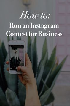 4 steps to running a successful Instagram contest | Later Blog | Instagarm Tips and Tricks
