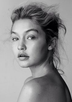 Gigi Hadid // The Supermodel