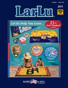 2013 Full Line Catalog from LarLu