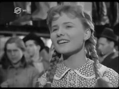 Körhinta 1955 (teljes film) Lany, Akita, Cannes, Youtube, Songs, Music, Musica, Musik, Muziek