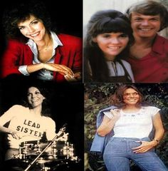 Karen Carpenter ~ Born Karen Anne Carpenter March 2, 1950 in New Haven, Connecticut Died February 4, 1983 (aged 32) in Downey, California, US. American singer and drummer. She and her brother, Richard, formed the 1970s duo the Carpenters. Although her skills as a drummer earned admiration from drumming luminaries and peers, she is best known to the layman for her vocal performances. She had a contralto vocal range. Close To You ~ The Carpenters  PLAY >>> www.youtube.com/watch?v=6inwzOooXRU