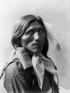 beautiful native american portraits | Goose Face, Dakota Sioux, by Heyn Photo, ca. 1900 | Flickr - Photo ...
