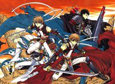 Tsubasa: Reservoir Chronicles images Tsubasa RESERVoir CHRoNiCLE ...