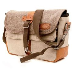 Upcycled Messenger Bag - too expensive for me but DANG it's so cute! -lg