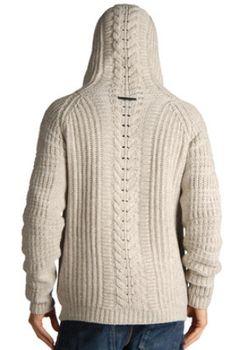 knit Mens Fashion Sweaters, Sweater Fashion, Men Sweater, Sweater Knitting Patterns, Knit Patterns, Dystopian Fashion, How To Purl Knit, Knitwear, Knits
