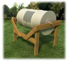 Home Farm Ideas ~ Barrel Composter