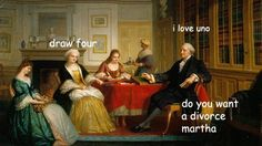 Some more of those Captioned Adventures of George Washington things. PART I | PART II | PART III | PART IV | PART V | PART VI | PART VII
