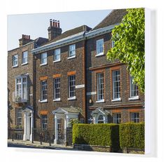 """20""""x16"""" (50x40cm) Box Canvas Print. England, London, Richmond, Old Palace Place. . Image supplied by AWL Images Framed Prints, Canvas Prints, Fine Art Prints, London England, Palace, Poster Size Prints, House Styles, Image, Fine Art Paper"""