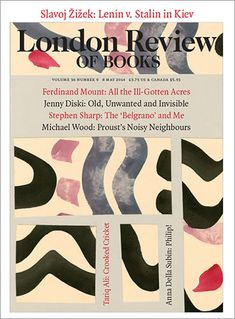 """New Proust letters discovered. Article: """"Beat the carpets later!"""" By  Michael Wood.  Lettres à sa voisine by Marcel Proust, edited by Estelle Gaudry and Jean-Yves Tadié Gallimard. (Subscription needed)"""