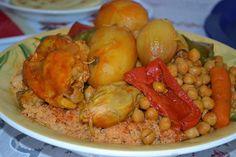 Recette 100% Tunisienne: Couscous