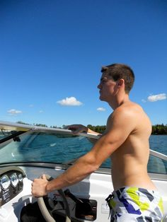 Andrew Shaw... i'd love to be standing right behind him so i could pants him and slap that cute behind ;D