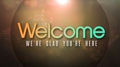 Church Media | Life Scribe Media | Stellar Light Theme Pack | Welcome | Worship Backgrounds | Graphic Design |