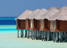 Anantara in the Maldives over the water bungalows, so amaz