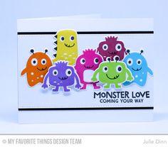 Kreative Jewels: Monster Love