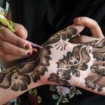 Latest Beautiful Eid Mehndi Designs 2012