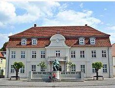 Geburtshaus von Fritz Reuter heute Literaturmuseum in Stavenhagen