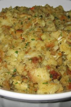 Thanksgiving Stuffing Recipe (Cheat! Using Stove Top)
