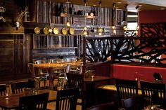 the Branch Restaurant, Yellowstone Montana
