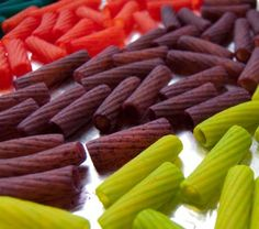 Pasta is a cornerstone of many art and craft projects because of the great fine motor and tactlie experiences it offers. @SPDBN offers a great tutorial to create colored pasta with sensory expereinces built in! Pinned by SPD Blogger Network. for more sensory-related pins, see http://pinterest.com/spdbn