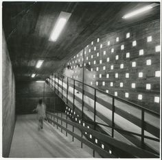 Focco, Colegio Asunción Cuestablanca, Madrid, 1965. Miguel Fisac. TresMásUno Arquitectos.