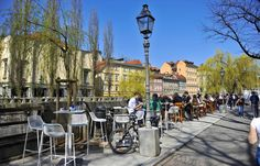 Ljubljana, Slovenia - One of the most beautiful cities in Europe
