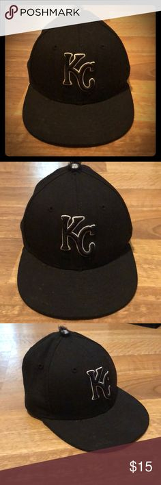 KC Hat Unisex Kids Size 6 1 2 New Era Cap co This was never 3a36165e848b