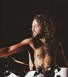 Metallica Naked 91