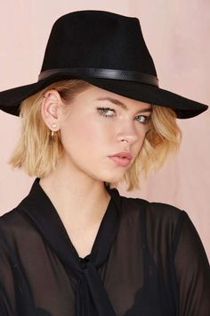 Below the Belt Panama Hat | Shop What's New at Nasty Gal