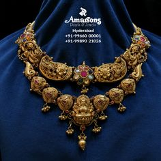 🔥😍 Goddess Lakshmi Gold Necklace Embedded with Navaratna Stones from @amarsonsjewellery⠀⠀ ⠀⠀⠀⠀⠀⠀⠀⠀⠀⠀⠀⠀⠀⠀⠀⠀⠀⠀⠀⠀⠀.⠀⠀⠀⠀⠀⠀ ⠀⠀ For any inquiry DM now👉: @amarsonsjewellery⠀⠀⠀⠀⠀⠀⠀⠀⠀⠀⠀⠀⠀⠀⠀⠀⠀⠀⠀⠀⠀⠀⠀⠀⠀⠀⠀⠀⠀⠀⠀⠀⠀⠀⠀⠀⠀⠀⠀⠀⠀⠀⠀⠀⠀⠀⠀⠀⠀⠀⠀⠀⠀⠀⠀⠀⠀⠀⠀⠀⠀⠀⠀⠀⠀⠀⠀⠀⠀⠀⠀⠀⠀⠀⠀⠀⠀⠀ For More Info DM @amarsonsjewellery OR 📲Whatsapp on : +91-9966000001 +91-8008899866.⠀⠀⠀⠀⠀⠀⠀⠀⠀⠀⠀⠀⠀⠀⠀.⠀⠀⠀⠀⠀⠀⠀⠀⠀⠀⠀⠀⠀⠀⠀⠀⠀⠀⠀⠀⠀⠀⠀⠀⠀⠀⠀⠀ ✈️ Door step Delivery Available Across the World ⠀⠀⠀⠀⠀⠀⠀⠀⠀⠀⠀⠀⠀⠀⠀⠀⠀⠀⠀⠀⠀⠀⠀⠀⠀⠀⠀⠀ .⠀⠀ #amarsonsjewellery #yourtrustisourpriorit Gold Temple Jewellery, Goddess Lakshmi, Gold Necklace, Jewels, Stones, Delivery, Traditional, Beautiful, Fashion