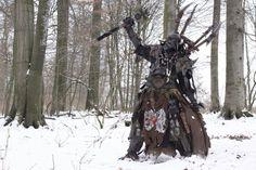Ork Hammerbearer