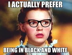 Hipster Dorothy
