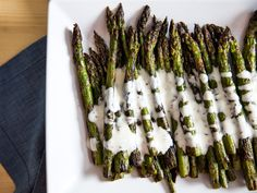 Why I Take My Asparagus out of the Fire and Into the Frying Pan