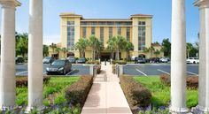 Embassy Suites Orlando - North Orlando This all-suite hotel in Altamonte Springs, Florida offers a free cooked breakfast and an on-site bar. Disney World, SeaWorld, and the Institute of Internal Auditors are a short drive from the hotel.