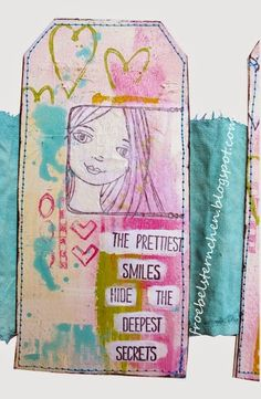 froebelsternchen: Paper Artsy - Clare Lloyd Stamps