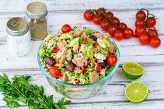Flavorful Spring Tuna Salad