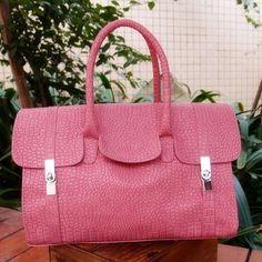 (FL003416) The Vivi Crocodile Pattern Locomotive Packet 2012 New Spring Boston Handbag Retro Contrast Color Messenger Bags