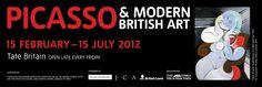Picasso and modern british art at Tate Britain