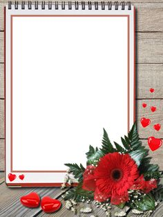 Page Borders Design, Border Design, Wood Picture Frames, Picture On Wood, Flower Frame, Flower Art, Wedding Anniversary Photos, Boarders And Frames, Text Frame
