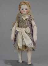 Carmel Doll Shop -All Bisque-