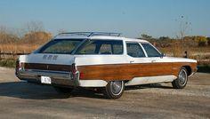 1971 Oldsmobile Custom Cruiser Station Wagon