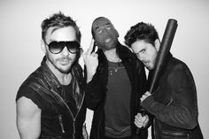 30 Seconds to Mars - pic by Terry Richardson