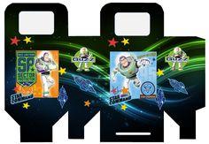 Kit de Buzz Light Year de Toy Story, para Imprimir Gratis. Toy Story 3, Toy Story Party, Toy Story Birthday, Buzz Lightyear, Disney Printables, Party Printables, Free Printables, Box Invitations, Free Printable Invitations