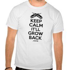 Keep Calm: Barber Shop Humor T Shirt, Hoodie Sweatshirt